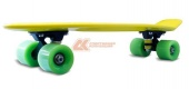 Скейтборд Penny Board MC X1 yellow