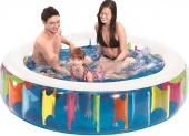 Бассейн надувной Jilong Giant Rainbow Pool JL010628NPF