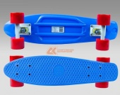 Скейтборд Penny Board MC X1 blue