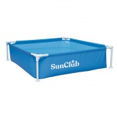 Бассейн каркасный Avenli 17256 JILONG mini-frame pool (122x122x33cm)