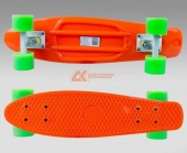 Скейтборд Penny Board MC X1 orange