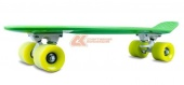 Скейтборд Penny Board MC X1 green