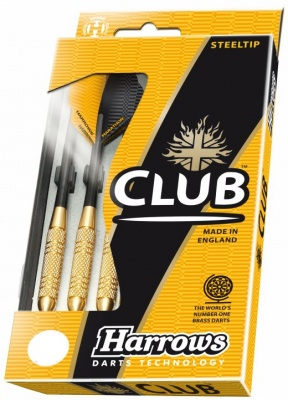 Дротик Harrows Club Brass